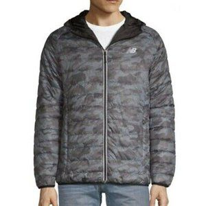 New Balance tech performance quilted puffer jacket